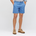Bonobos Stretch Washed Chino Short in Royal Quarters