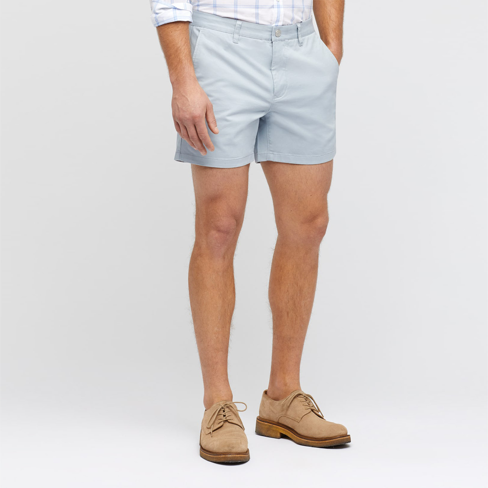 Bonobos Stretch Washed Chino Shorts in Whirlwind