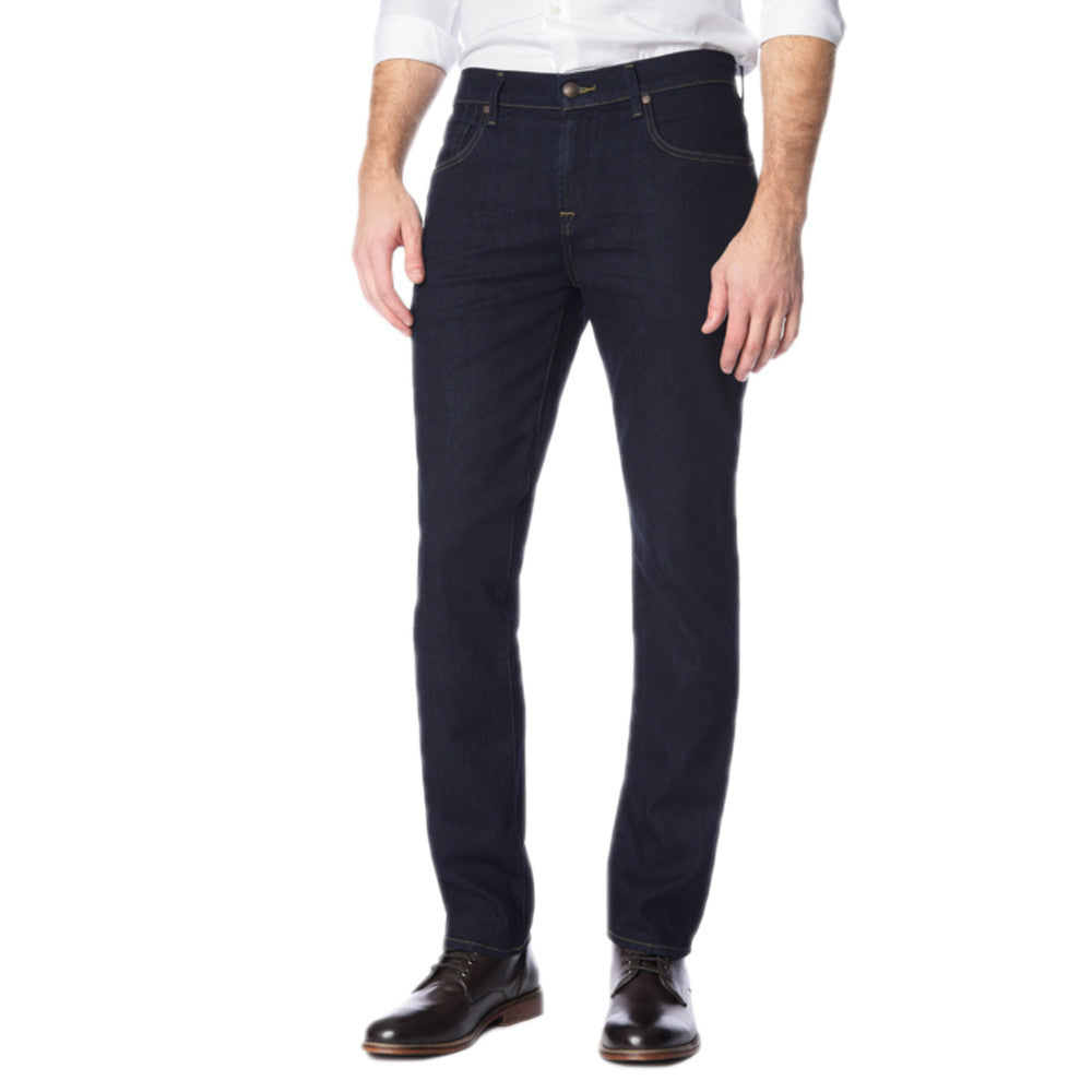 7 For All Mankind Foolproof Denim The Straight in Classic Indigo
