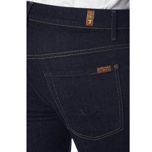 Mens 7 For All Mankind Foolproof Denim The Straight in Classic Indigo - Brother's on the Boulevard