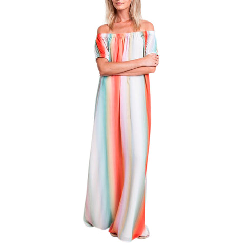 Catherine Kate Los Angeles Dress in Sunset