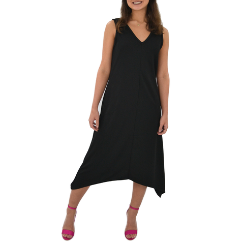 Womens Three Eighty Two Maxi Dress in Black - Brother's on the Boulevard