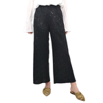 Three Eighty Two Kiana Crop Pant in Black