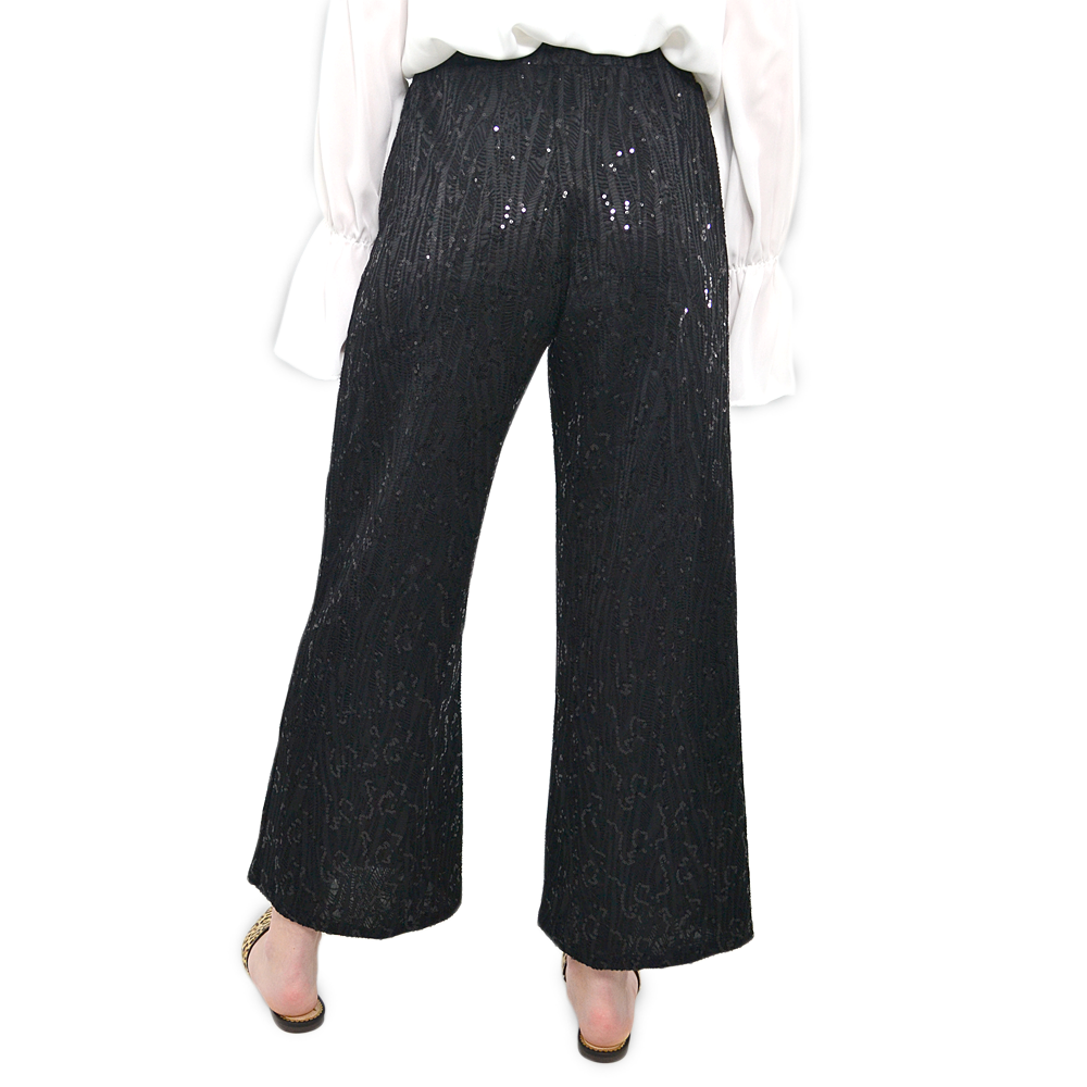 Womens Three Eighty Two Kiana Crop Pant in Black - Brother's on the Boulevard
