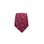 Ted Baker Marvelous Paisley Silk Tie in Red