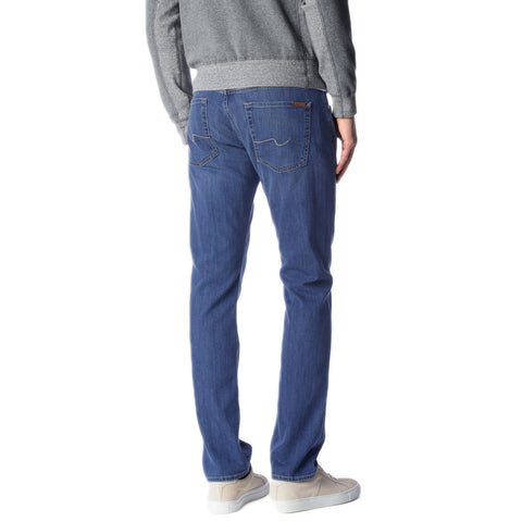 "Mens Lucky Brand Jeans 181 Relaxed Straight Fit in Anton 34"" Length - Brother's on the Boulevard"
