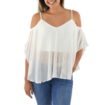 Elliatt Visage Camisole in White