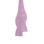Mens Vineyard Vines Whale Bowtie in Pink - Brother's on the Boulevard