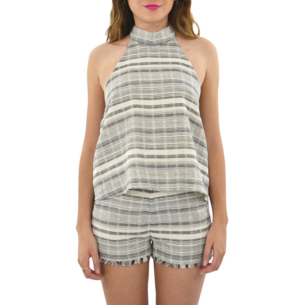 Womens Stylestalker Willow Top in Stripe - Brother's on the Boulevard