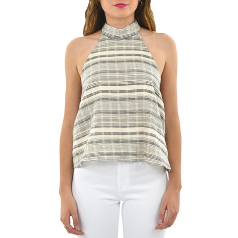 Stylestalker Willow Top in Stripe