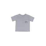 Boys Southern Marsh Youth Authentic Tee in Light Grey - Brother's on the Boulevard