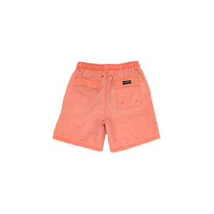 Boys Southern Marsh Youth Seawash Shoals Swim Trunks in Coral - Brother's on the Boulevard