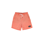 Southern Marsh Youth Seawash Shoals Swim Trunks in Coral