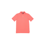 Southern Marsh Youth Stonewall Polo in Coral
