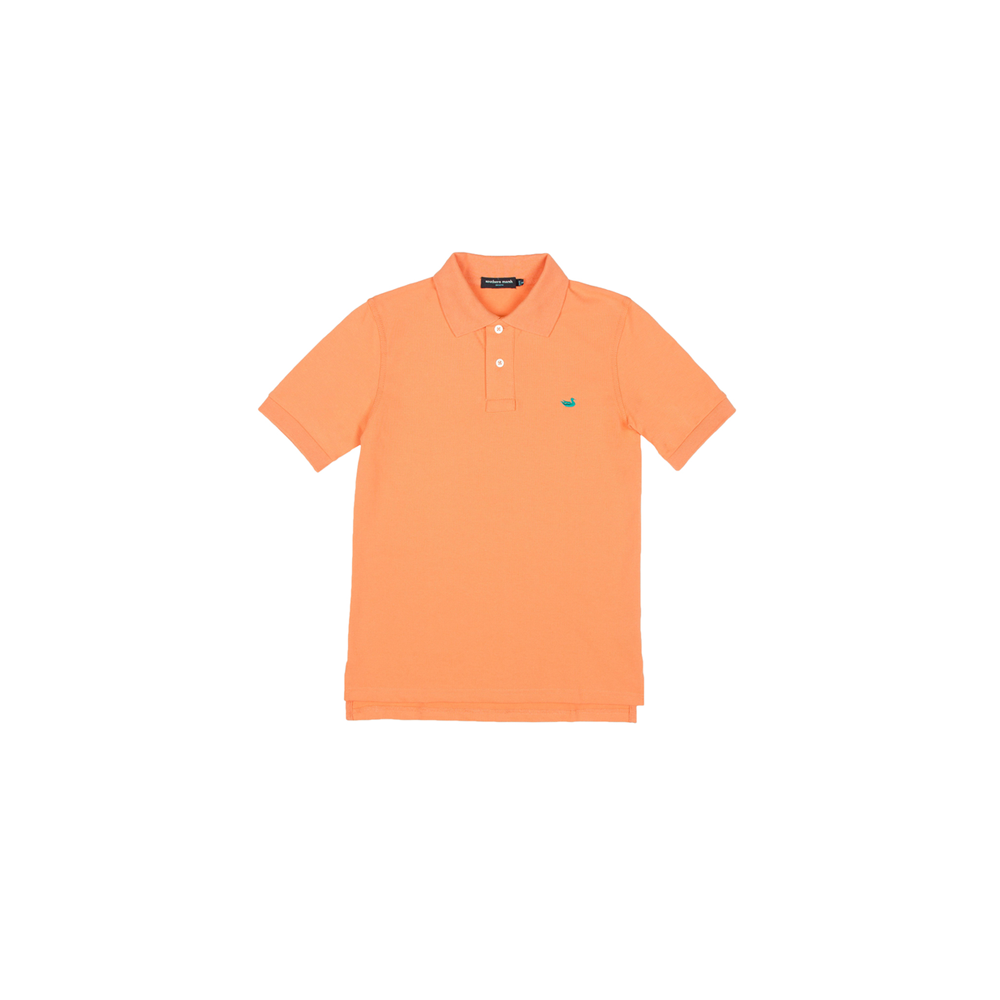 Boys Southern Marsh Youth Stonewall Polo in Melon - Brother's on the Boulevard