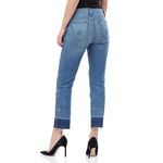 Womens Hudson Jeans Zoeey High Rise Ankle Straight in Far Away - Brother's on the Boulevard