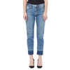 Womens Hudson Jeans Zoeey Straight Jeans in Far Away - Brother's on the Boulevard