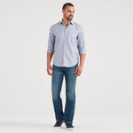 Mens 7 For All Mankind Austyn Relaxed Straight Jean in Democracy - Brother's on the Boulevard