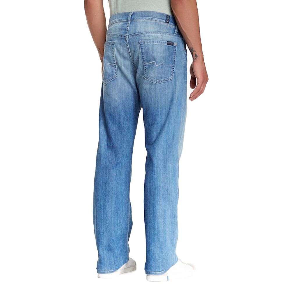 Mens 7 For All Mankind Austyn Jean in Washed Out - Brother's on the Boulevard