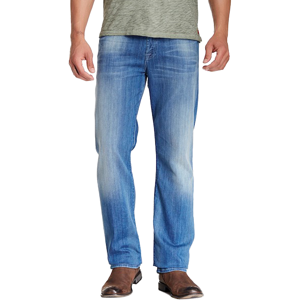 Mens 7 For All Mankind Carsen Easy Straight Leg Jean in Witto - Brother's on the Boulevard