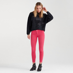 Womens 7 For All Mankind Ankle Skinny with Released Hem in Cherry Ice - Brother's on the Boulevard