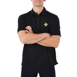 Tommy Bahama Saints Sport Core Bali Coast Polo in Black