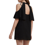 Womens C/meo Short Sleeve No Reason Dress in Black - Brother's on the Boulevard