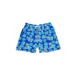 Mens Southern Proper Boozey Magnolia Southern Swim Trunks - Brother's on the Boulevard