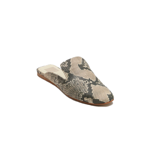 Womens Dolce Vite Slip on Mule in Snake - Brother's on the Boulevard