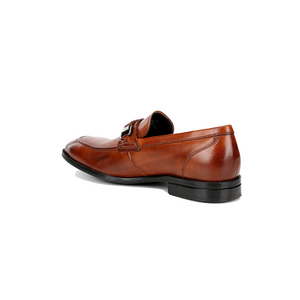 Mens Cole Haan Warner Grand Bit Loafer in British Tan - Brother's on the Boulevard