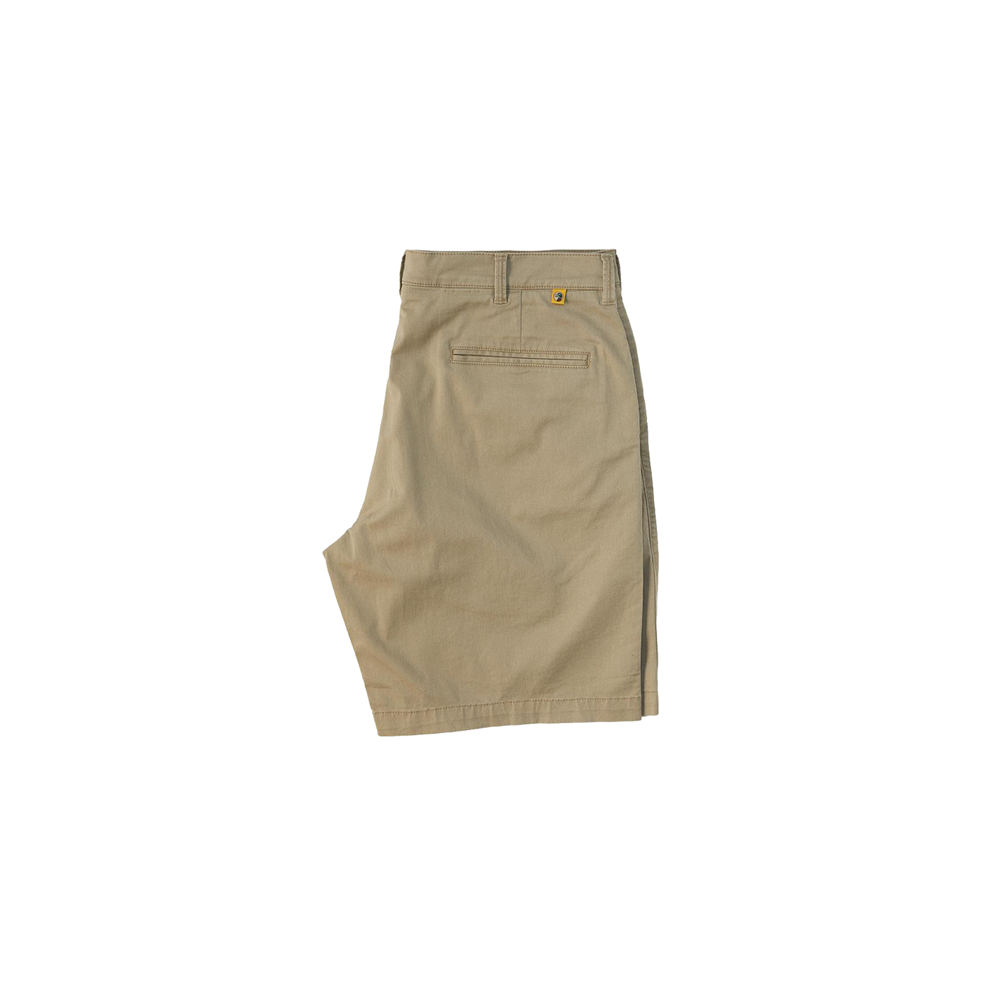 Mens Duck Head Gold School Short in Khaki - Brother's on the Boulevard