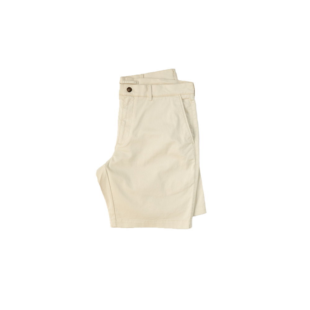 Mens Duck Head Gold School Short in Stone - Brother's on the Boulevard