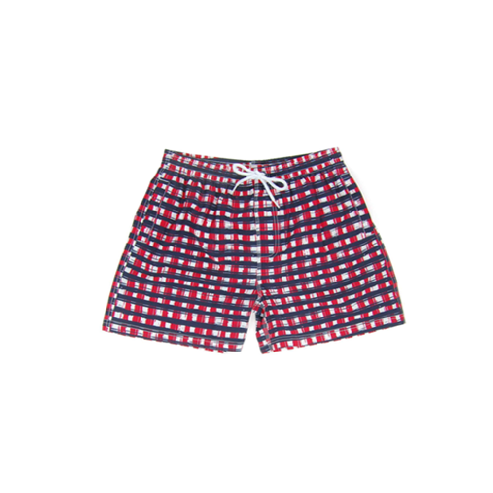 Southern Proper Southern Swim Shorts in Lawn Gingham