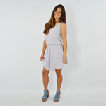 Three Eighty Two Ashtyn Mini Dress in Lunar