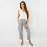 Womens NYLA Grand Canyon Pant in Paloma Grey - Brother's on the Boulevard
