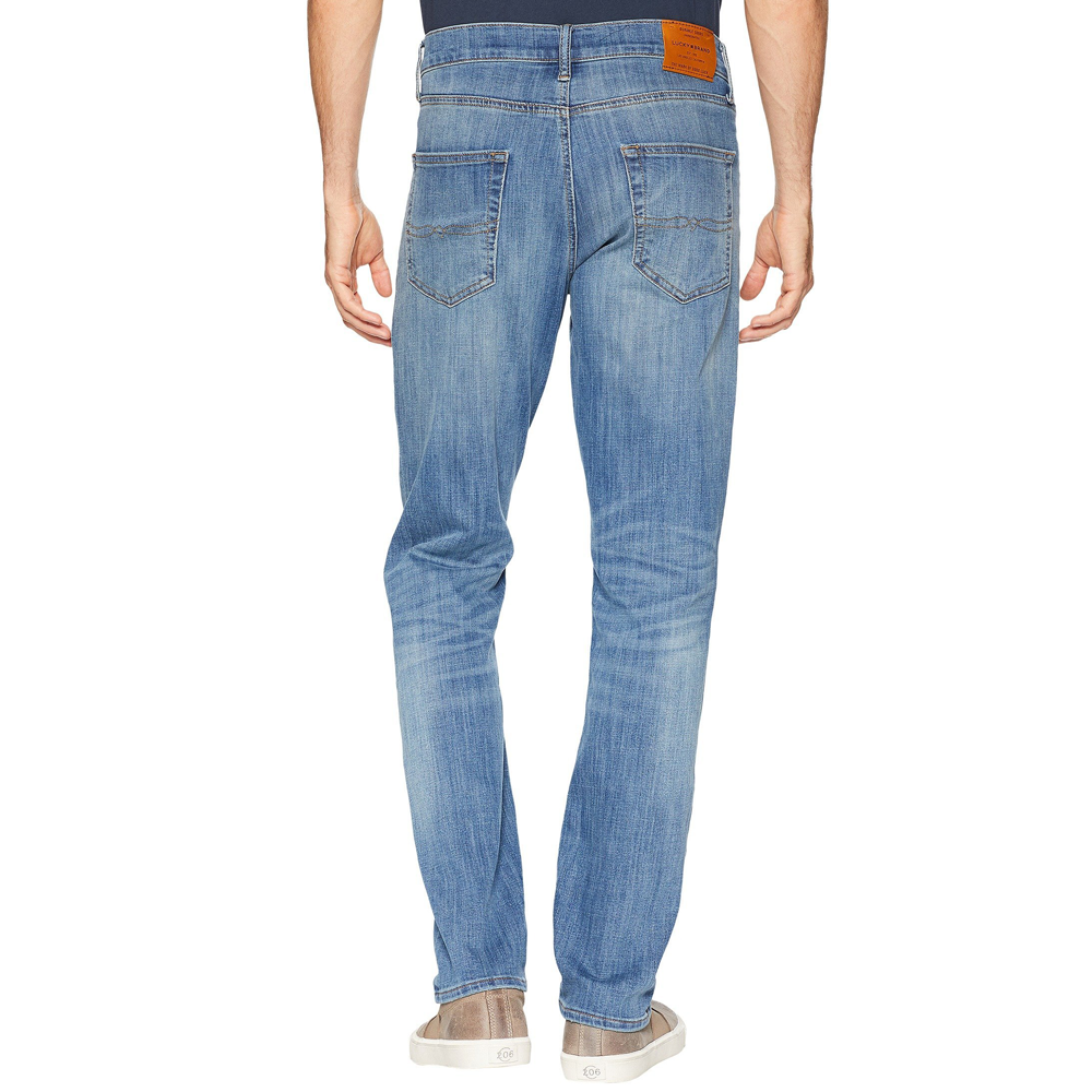 Mens Lucky Brand Jeans 410 Athletic Slim Fit Jean in Fenwick - Brother's on the Boulevard
