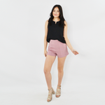 Womens NYLA Dianna Shorts in Blush - Brother's on the Boulevard