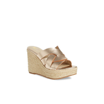 Womens BC Footwear by Seychelles Eden Wedge in Rose Gold - Brother's on the Boulevard