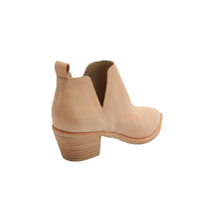 Womens Dolce Vita Sonni Leather Bootie in Sand - Brother's on the Boulevard