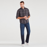 Mens 7 For All Mankind Austyn Relaxed Straight Jean in Los Angeles Dark - Brother's on the Boulevard