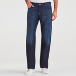 7 For All Mankind Austyn Relaxed Straight Jean in Los Angeles Dark