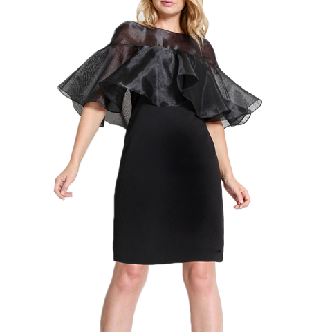 Womens Camilyn Beth Veronica Dress in Black - Brother's on the Boulevard