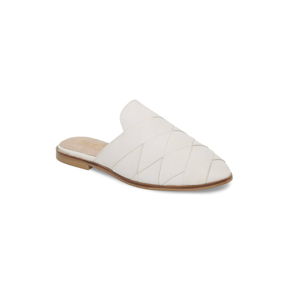 Womens Seychelles Survival Slip on Mule in White - Brother's on the Boulevard
