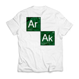 """Breaking ARAK"" WHITE T-Shirt"