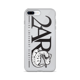 2AR Snake iPhone Case - Black