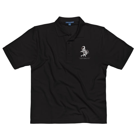 2AR Clothing Embroidered Polo Shirt