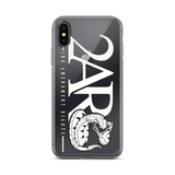 2AR Snake iPhone Case - White