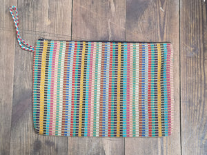 Woven Cotton Washbags