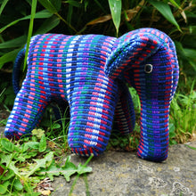 Load image into Gallery viewer, Large Elephant Figurine / Soft Toy