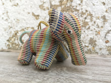 Load image into Gallery viewer, Mini Elephant Figurine / Soft Toy